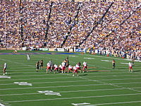Big Game, 2004 between California and Stanford