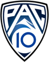 Final Pac-10 Conference logo