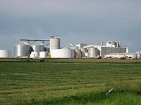 Ethanol plant in Turner County