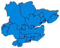 Results of the 2017 UK general Election in Essex