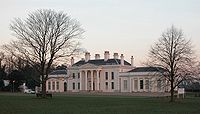 Hylands House, <small>south of Writtle and south-west of Chelmsford</small>