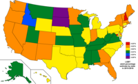 LGBT demographics of the United States