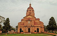 Cathedral Church of the Redemption, belonging to the Church of North India.