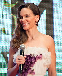 Hilary Swank won twice, for Boys Don't Cry (1999) and Million Dollar Baby (2004).