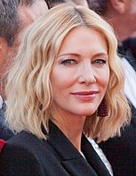 Cate Blanchett won for her role in Blue Jasmine (2013).