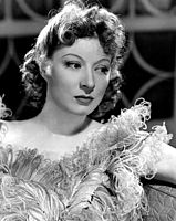 Greer Garson won for her role in Mrs. Miniver (1942)