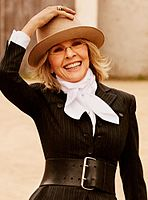 Diane Keaton won for her role in Annie Hall (1977)