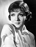 Claudette Colbert won for It Happened One Night (1934)