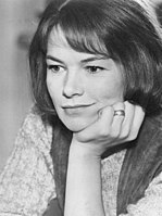 Glenda Jackson won twice for Women in Love (1969) and A Touch of Class (1973).