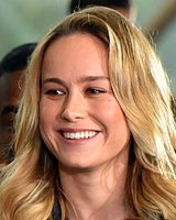 Brie Larson won for her role in Room (2015).