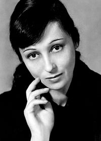 Luise Rainer won for The Great Ziegfeld (1936), and The Good Earth (1937).