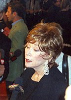 Shirley MacLaine won for Terms of Endearment (1983).