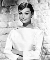 Audrey Hepburn won for her role in Roman Holiday (1953).