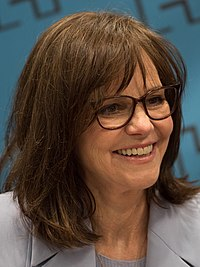 Sally Field won for her roles in Norma Rae (1979) and Places in the Heart (1984).