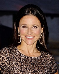 Julia Louis-Dreyfus, Outstanding Performance by a Female Actor in a Comedy Series winner