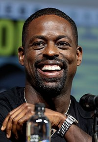 Sterling K. Brown, Outstanding Performance by a Male Actor in a Drama Series winner