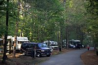 Recreational vehicle terms