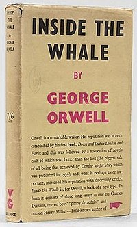 Inside the Whale and Other Essays