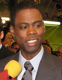 Rock at the Israeli premiere of Madagascar: Escape 2 Africa, on November 22, 2008