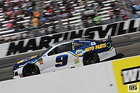 Chase Elliott was the fastest in the final practice.