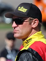 Clint Bowyer finished second in the championship, 39 points back.