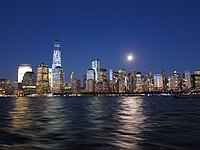 New York City – Largest urban area in the Americas, with a population of 18,351,295 in 2010