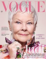 Dame Judi Dench on the June 2020 cover