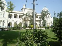 King Edward Medical University, fourth oldest medical school in South Asia