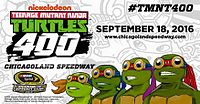 2016 Teenage Mutant Ninja Turtles 400