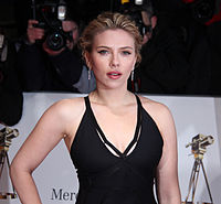 List of awards and nominations received by Scarlett Johansson
