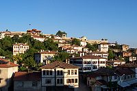 Safranbolu was added to the list of UNESCO World Heritage Sites in 1994 due to its well-preserved Ottoman era houses and architecture.