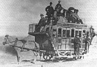 The Swansea and Mumbles Railway ran the world's first passenger tram service in 1807