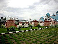 St. Joseph's Cathedral at Imphal