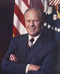 Presidency of Gerald Ford