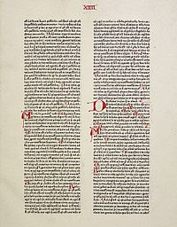 A copy of the Summa Theologica by Thomas Aquinas, a famous Christian apologetic work.