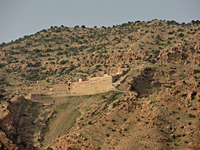 The Monastery of St. Matthew, located atop Mount Alfaf in northern Iraq, is recognized as one of the oldest Christian monasteries in existence.