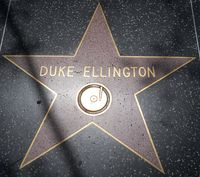 Star on the Hollywood Walk of Fame at 6535 Hollywood Blvd.