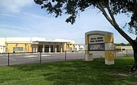 Boca Ciega High School, where Bassett as a teenager was a member of the debate team and student government among other endeavors.