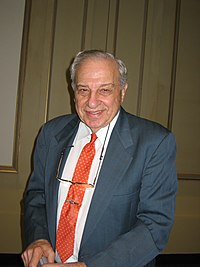 Rudolph A. Marcus, chemist and Nobel Prize in Chemistry laureate
