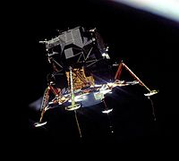In 1969, Héroux-Devtek designed and manufactured the undercarriage of the Apollo Lunar Module.
