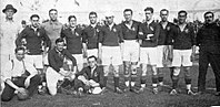 History of the Spain national football team