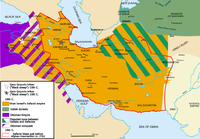In 1501–02, most of the Eastern Armenian territories including Yerevan were conquered by the emerging Safavid dynasty of Iran led by Shah Ismail I.