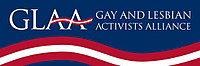 Gay and Lesbian Activists Alliance