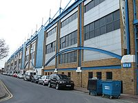 Priestfield Stadium is the home of Gillingham FC, Kent's only Football League team.