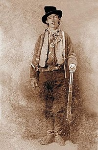 """""""Billy the Kid"""""""