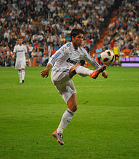 Ramos in action in October 2010.