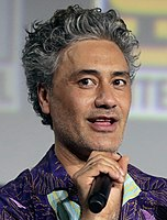 Taika Waititi, director of Thor: Ragnarok and Thor: Love and Thunder