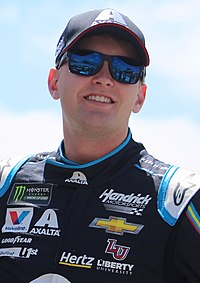 William Byron (racing driver)
