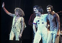 List of The Who tours and performances