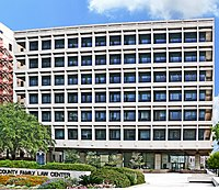 Harris County Family Law Center